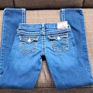 True Religion Jeans for girls size 14